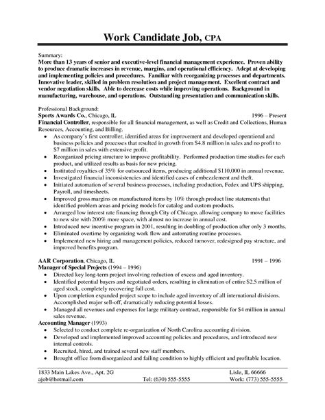 document controller resume sle cover letter cost accountant 28 images entry level