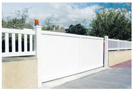 Portail Coulissant Brico Depot 2186 by Portail Electrique Coulissant 3m Porte De Garage Battante