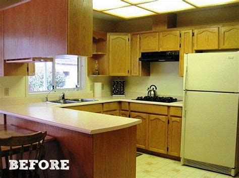 How To Decorate A Craftsman Home by How Maria Gave Her Outdated Kitchen A Fresh New Look
