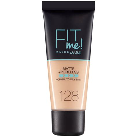 Maybelline Sale Fit Me Matte Poreless Foundation maybelline fit me matte poreless foundation 30ml various shades free shipping lookfantastic