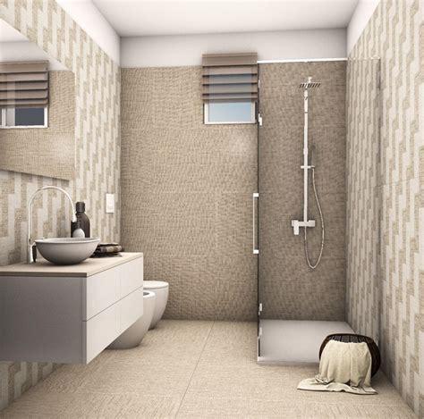 bagni rivestimenti piastrelle il beige e i colori da abbinare nella stanza da bagno