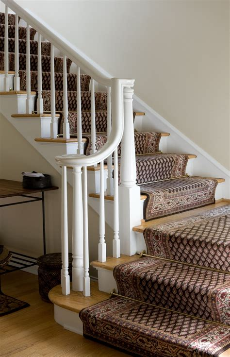 Where To Use Carpet Runners - guide to choosing a carpet runner for stairs