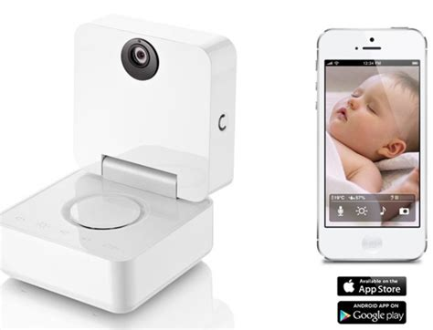 baby monitor review withings smart baby monitor isource