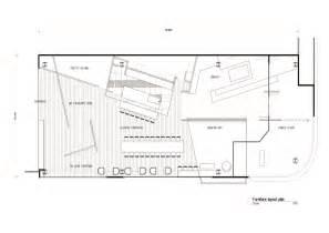 pop up cer floor plans gallery of pop up caf 233 pye 10