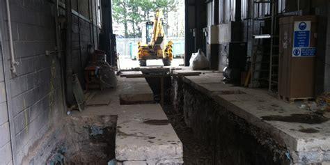 GEMCO Construction   Garage Equipment   Workshop Flooring