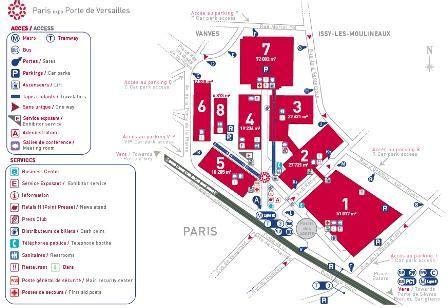 pavillon 8 porte de versailles le parc des expositions porte de versailles