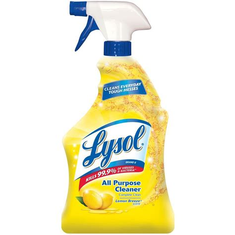 lysol kill coronavirus epa releases list  cleaners   general health magazine