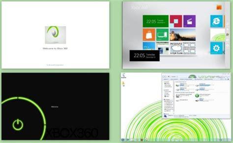theme windows 7 xbox 360 theme pack for windows 7 xbox 360 transformer pack