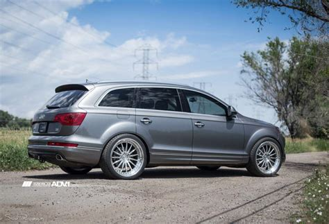 Audi Q7 Custom by Audi Q7 Custom Wheels Adv 1 15 Track Function 22x10 5 Et