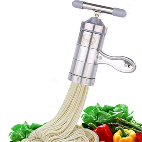 Stainless Steel Noodle Maker stainless steel kitchen pasta noodle maker fruit juicer