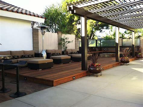 Modern Patio Ideas by Dreamy Outdoor Garden Decks And Patios Home And Design Ideas