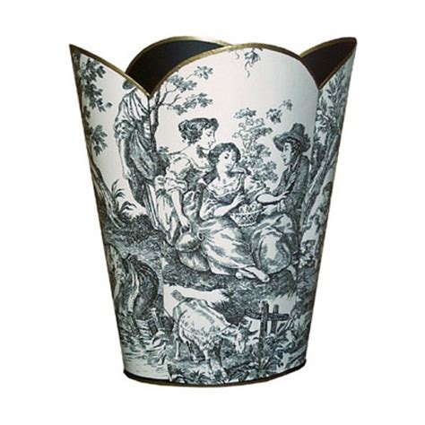 Decoupage Trash Can - decoupage trash can decoupage beautiful