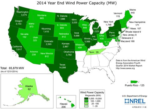 wind power map usa wind energy my florida home energy