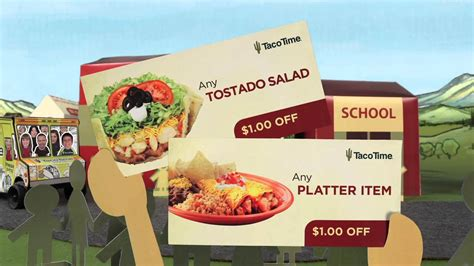 Backyard Taco Coupon Taco Time Nw 2014 Coupon Book Tv 30