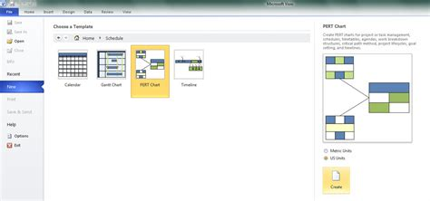 visio schedule template pert chart with nodes 171 miqrogroove