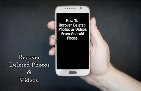how to recover deleted from android phone how to recover deleted photos from android phone trick xpert