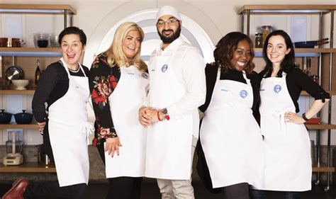 celebrity masterchef 2018 on tv celebrity masterchef 2018 contestants who are the