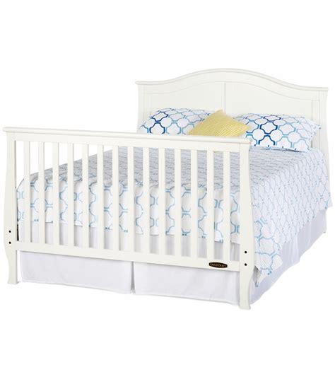Child Craft Convertible Crib Child Craft Camden Convertible Crib In Matte White
