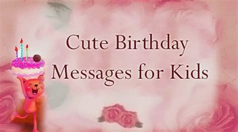 messages for children birthday cards for www imgkid the image