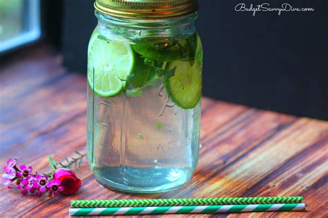Water Detox Drink by Flush Detox Drink Recipe Budget Savvy