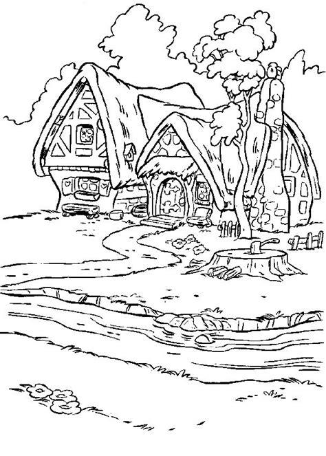 princess house coloring pages imprime le dessin colorier de blanche neige