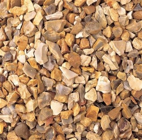 Golden Gravel Decorative by 20mm Golden Gravel Bulk Bag