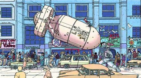 Big And The Boy Robot bonesandrobots big and the boy robot