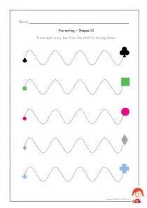 worksheet writing skills for preschoolers worksheet