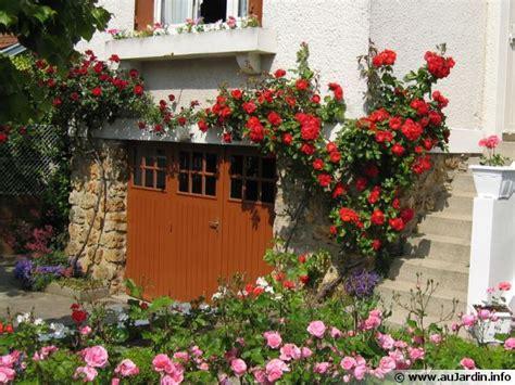 Habiller Mur Exterieur Avec Plantes by Habiller Sa Fa 231 Ade Avec Des Grimpantes