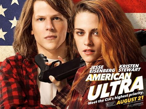 cinema 21 american ultra new trailer and pics from american ultra with jesse