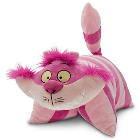 in cheshire cat pillow pal pet plush walt