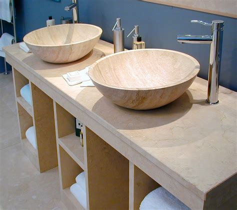 top bagno in marmo architettura lavabi in marmo e pietra top bagno piani
