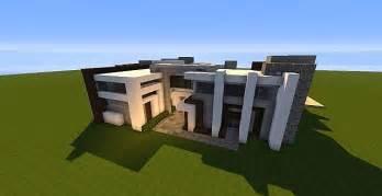 Modern Home Design Minecraft by Novus Modern House Minecraft House Design Minecraft
