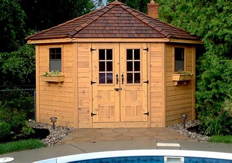 now eol garden shed web design info 5 sided shed 9x9 penthouse garden corner shed