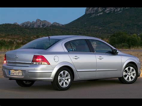 Opel Astra H by 2010 Opel Astra H Sedan Pictures Information And Specs