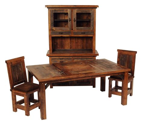 rustic dining room sets walmart