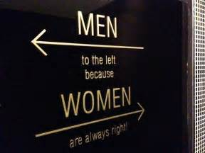 10 of the most creative bathroom signs bored panda