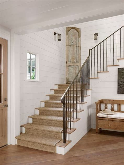 luxury country staircase design ideas renovations photos