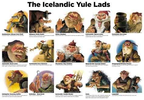 icelandic christmas trolls