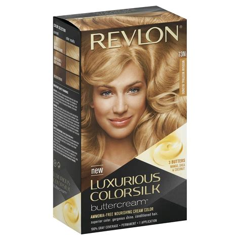 revlon luxurious colorsilk buttercream haircolor review revlon luxurious colorsilk buttercream permanent hair color