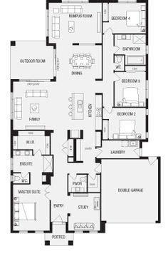 australia floor plans fortitude new home floor plans interactive house plans