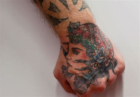 gypsy tattoo for men images designs