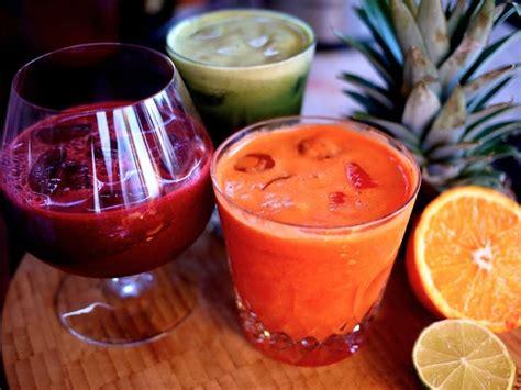 Jason Vale Detox Juice Recipe by The Londoner 187 Detox Juice Tricolour