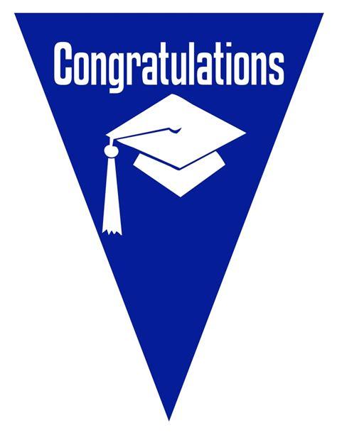 printable banner graduation graduation party clip art cliparts co