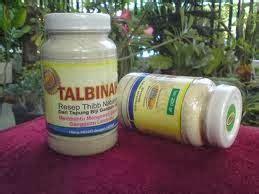 Talbinah Tepung Gandum Obat Herbal Gangguan Lambung Kemasan Botol bubur talbinah murah surabaya 08561237055 jual agen jual herbal murah di surabaya