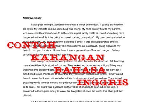 tutorial bahasa inggris contoh karangan bahasa inggris tentang mencari ilmu dan