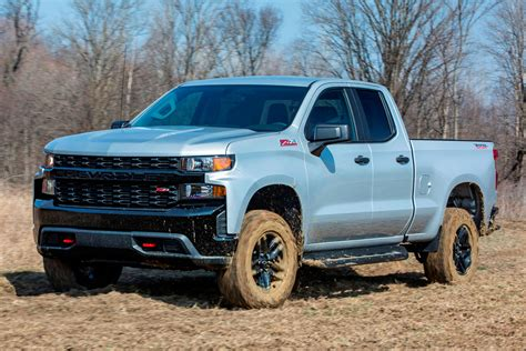 2020 Chevrolet Silverado by 2020 Chevrolet Silverado 1500 Is Better Than Carbuzz
