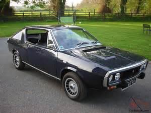 Renault 17 For Sale Renault 15 17 Car Classics