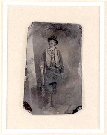 Rare Billy The Kid Photograph Sold For 2 3 Million Reuters