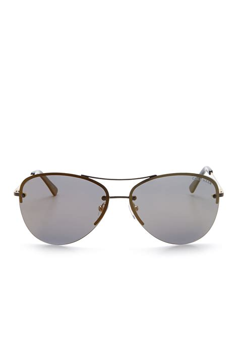 Cole Haan Sunglasses Nordstrom Rack by Cole Haan S Aviator Polarized Sunglasses